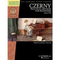 Czerny : Practical Method For Beginners, Op. 599