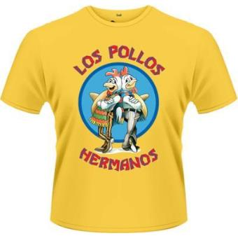 Breaking Bad - T-shirt Los Pollos Hermanos (S)