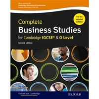 Complete business studies for cambr