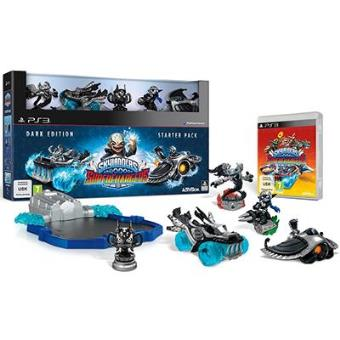 Skylanders: Superchargers - Starter Pack Dark Edition PS3
