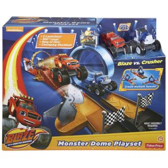 Blaze e as Monster Machines - Pista Fisher-Price