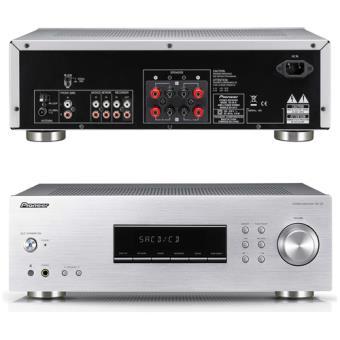 Pioneer Amplificador Integrado SX-20-S Prateado