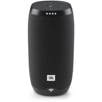 Coluna Bluetooth Jbl Link 10 Com Google Assistant - Preto