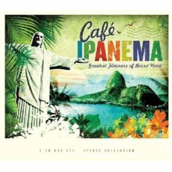 Cafe Ipanema | Greatest Flavours Of Bossa Nova (3CD)