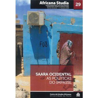 Africana Studia nº 029: Saara Ocidental