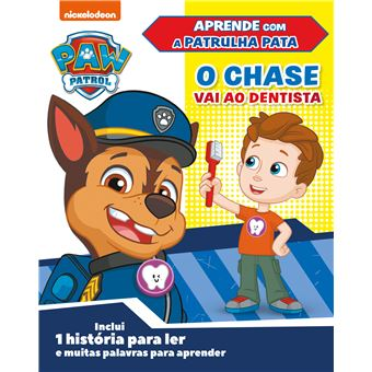 Patrulha Pata: O Chase Vai ao Dentista