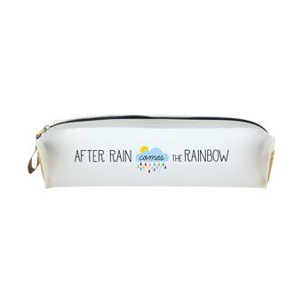 Estojo Legami: After Rain comes the Rainbow