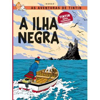 TintinA Ilha Negra