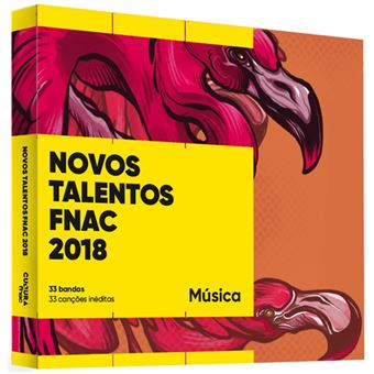 Novos Talentos Fnac 2018 - 2CD