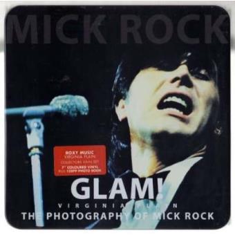 """Mick Rock Tin (7""""+Book)"""