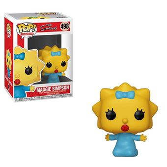 Funko Pop! The Simpsons: Maggie Simpson - 498