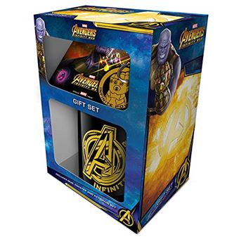Gift Set Avengers Infinity War - Marvel