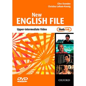 New English File: Upper-Intermediate - Video (DVD)