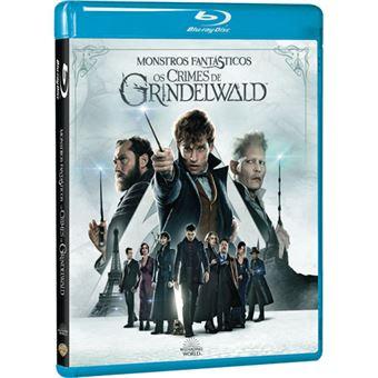 Monstros Fantásticos: Os Crimes de Grindelwald  - Blu-ray