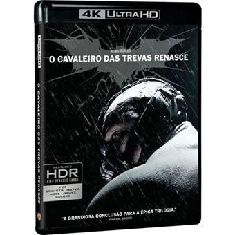O Cavaleiro das Trevas Renasce - 4K Ultra HD + Blu-ray