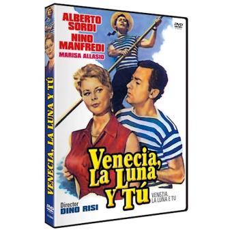 VENEZA,A LUA E TU AKA VENEZIA.. DVD