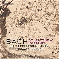 J.S. Bach: St. Matthew Passion - 2SACD