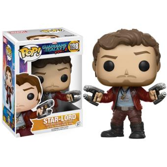 Funko: Guardians of the Galaxy - Star-Lord - 198