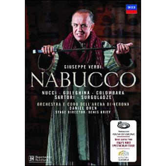Verdi | Nabucco (DVD)