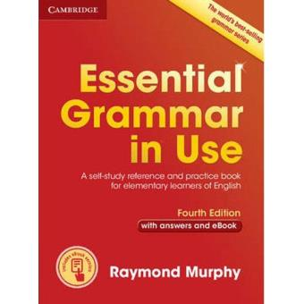 Cambridge sabe tudo sobre os produtos livros na fnac essential grammar in use with answers and ebook fandeluxe Choice Image