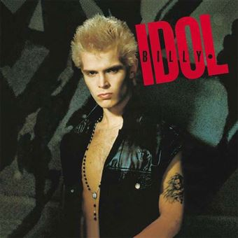 Billy Idol - LP