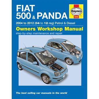 Fiat 500 & panda petrol & diesel 04
