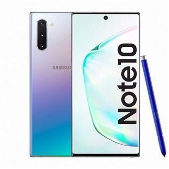 Samsung Galaxy Note10 - N970FZ - 256GB - Prateado Aura