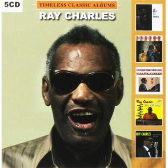 Timeless Classic Albums: Ray Charles - 5CD