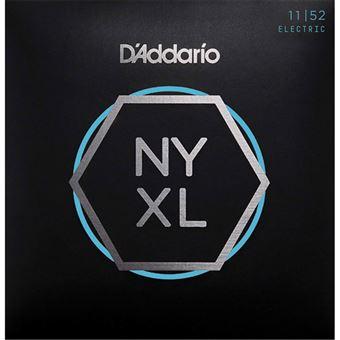 Cordas para Guitarra D'Addario NYXL1152