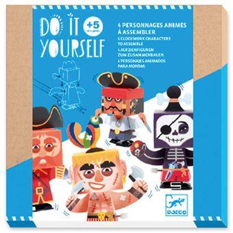Do It Yourself: Bonecos de Corda - Djeco