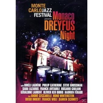 Monaco Dreyfus Night - DVD