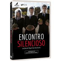 Encontro Silencioso - DVD