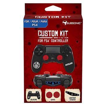 Kit Silicone Western Subsonic – PS4