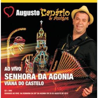 Ao Vivo na Senhora da Agonia, Viana do Castelo (CD+DVD)