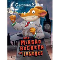 Uma Missão Secreta Em Londres