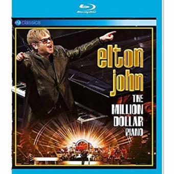 The Million Dollar Piano (BD)