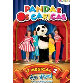 Panda e Os Caricas - Musical 2