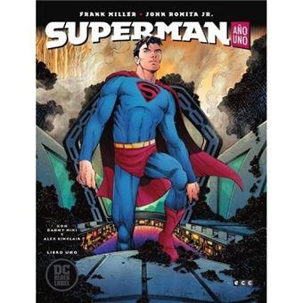 Superman-año uno 1-dc