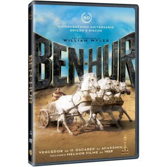 Ben-Hur: 50º Aniversário Edição de Coleccionador