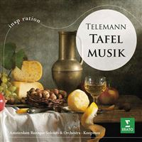 Tafelmusik - CD