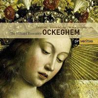 The Hilliard Ensemble sing Ockeghem (2CD)