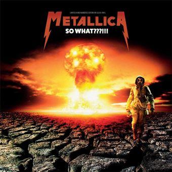 So what???!!! - LP Clear Vinyl
