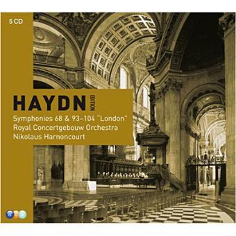 Haydn Edition Vol.1:londo