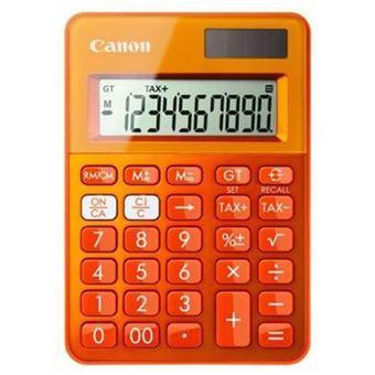 Calculadora Canon LS-100k - Laranja