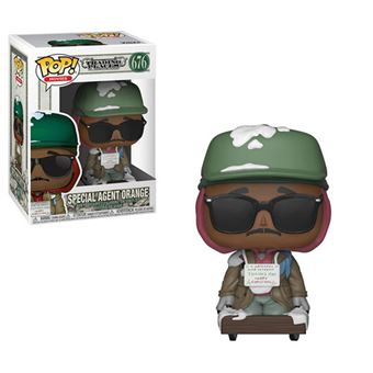 Funko Pop! Trading Places: Billy Ray on Cart - 676