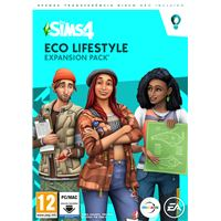 Sims 4 Eco Life Style Ep9 (Code) Exp - PC