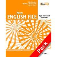 New English File: Upper-Intermediate - Workbook