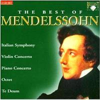 MENDELSSOHN-BEST OF (2CD)
