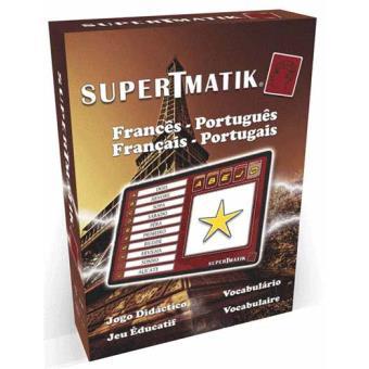 SuperTmatik - Quiz Francês - Português
