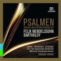 Mendelssohn: Psalmen - CD
